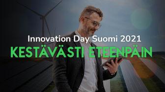 Innovation Day Suomi, tiistai 11.5.2021 klo 9.00–12.30 | online