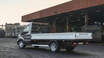 Ford Transit 5-tons