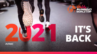 Vitality and the Running World Cup today announce the return of our global mass participation running challenge for 2021