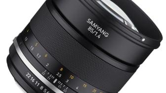 Samyang MF 85mm F1.4 MK2 005 Renewal_Top