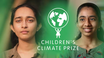 Winners of the Children's Climate Prize 2020
