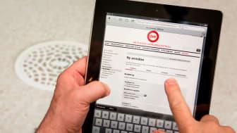 Enklare och snabbare rapportering med GVKs kvalitetsapp