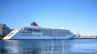 Cruise call in Malmö