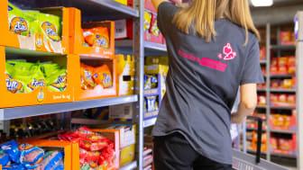 foodora utmanar livsmedelsbranschen
