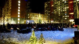 Bli med på en magisk førjulsstund på Kringsjå Studentby 1. desember.