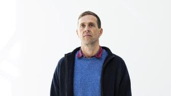 Matias Faldbakken, nominert til Lorck Schive Kunstpris 2021. Foto: Christina Undrum Andersen / TKM.