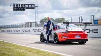 Jan Magnussen til start i 2020-udgaven af Porsche Carrera Cup Scandinavia