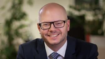 Henrik Persson ny VD för FDT Systems AB