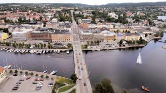 Samarbete Sundsvall-Härnösand krävs för att regionen ska växa