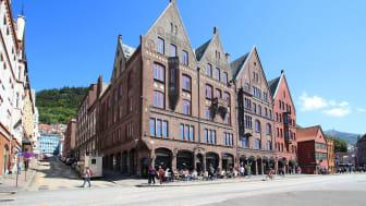 Nordic Choice Hotels overtar klassisk hotell i Bergen