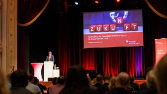 Der stellv. Vorstandsvorsitzende Hans-Georg Dorst eröffnete am gestrigen Nachmittag die Fachtagung der Sparkasse Mittelthüringen für Steuerberater 2019.