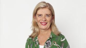 Pia Watkinson blir ny generalsekreterare för CancerRehabFonden. Foto: Pernille Tofte.