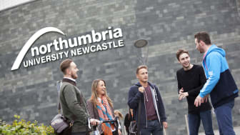 Northumbria University pops-up in Leeds