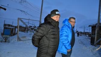 Norges første fiberbaserte samfunn