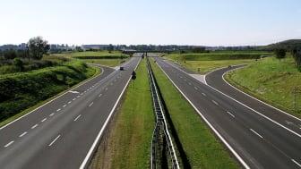 Geografiskt anpassad vägskatt viktigt styrmedel i framtidens vägbeskattning