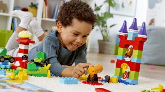 Lego Steam Park