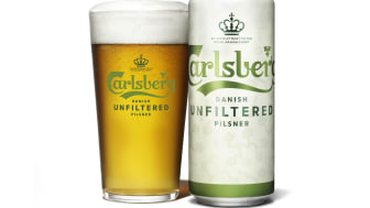 Sverige först ut med ofiltrerad lager från Carlsberg