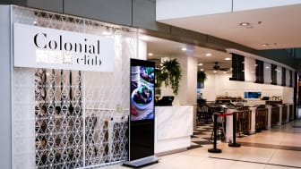 Debuting in Singapore at Changi Airport, Colonial Club is the go-to place for familiar local favourites