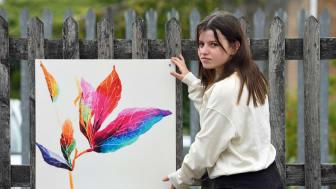 Downham Market artwork unveiled