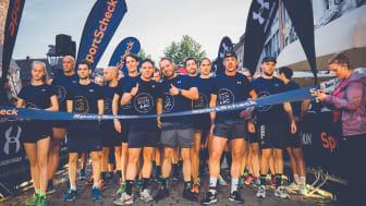 Der Night RUN Aachen ist die zweite Station der SportScheck RUN-Serie.