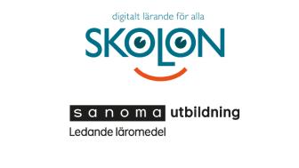 Skolon och Sanoma Utbildning inleder samarbete som förenklar användningen av digitala läromedel