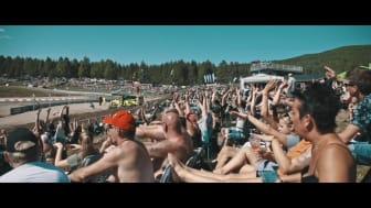 Swecon World RX of Sweden i Höljes 2018