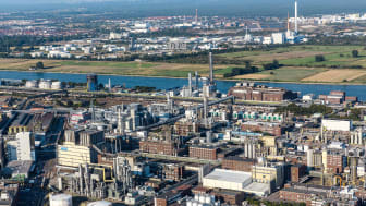 BASF:s integrerade anläggning i Ludwigshafen, Tyskland