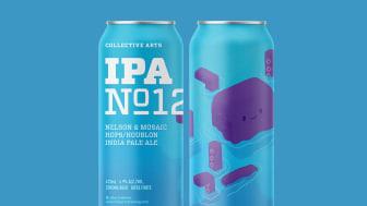 Ny IPA i Collective Arts innovativa och konstnärliga humleserie släpps på Systembolaget.