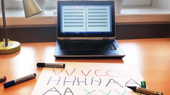 Nytt ljus på barns skrivande