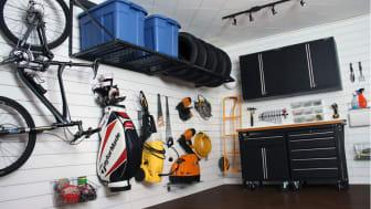 skapa ordning i garaget