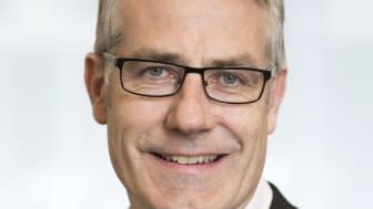 Fredrik Johansson börjar som nyproduktionschef på MKB Fastighets AB i april. Foto: Ica Fastigheter.