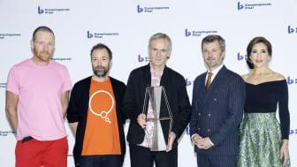 Kronprinsparrets Kulturpris 2021