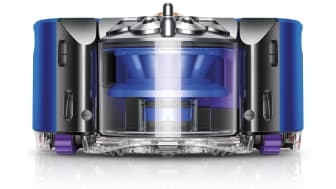 Der neue Dyson 360 Heurist Saugroboter: Hohe Saugkraft. Intelligente Navigation.