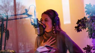 Podcast studion på Clarion Hotel Sign.