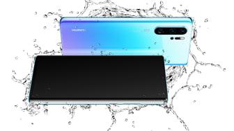 Huawei P30-serien bryter ny mark inom mobilfotografering