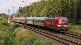 Rejs med Nattoget fra København til Berlin, bestil din rejse nu