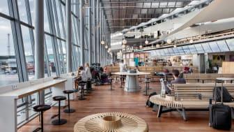 Stockholm Arlanda Airport. Foto: Kalle Sanner.