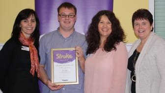 Young volunteer receives regional recognition