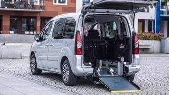 Peugeot Partner Tepee Flexiramp