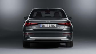 Audi A3 Limousine (Manhattangrå)