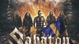 "Sabaton ""The Great Tour"" i Forum Black Box onsdag 12. februar"