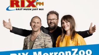 RIX MorronZoo sänder live från Helsingborg