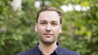 Håkan Carlsson som står bakom idén Tree mapper som är med på Venture Cup:s Top 20 ideas list