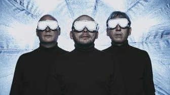 Bugge Wesseltoft, Dan Berglund och Magnus Öström utgör den kritikerrosade jazzgruppen Rymden.