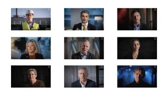 Deltagare i Forskaren filmen: Micael Averborg, Ibrahim Baylan, Gustaf Salford, Jenni Nordborg,  Ole Petter Ottersen, Anna König Jerlmyr, Karin Wanngård, Hans Möller och Peter Skogh
