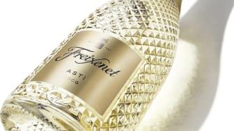 Den ikoniska flaskan som Freixenets italienska bubbel är känd för
