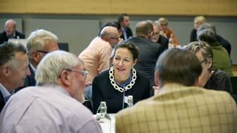 Charlotte Rønhof er ny formand for den komité, der leder ATV's Science & Engineering-projekt.