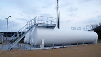 Kiwa Inspecta kan nu certifiera cisterner, slangar, byggsatser för rörledningar samt korrosionsskydd enligt MSBFS 2014:5