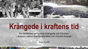 Omslag till boken Krångede i kraftens tid av Birger  Ekerlid