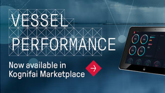 Email signatur banner Vessel Performance